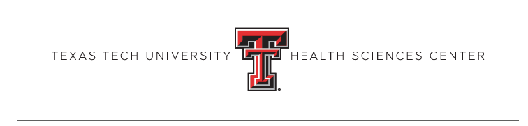 Texas Tech Health Logo Version 1